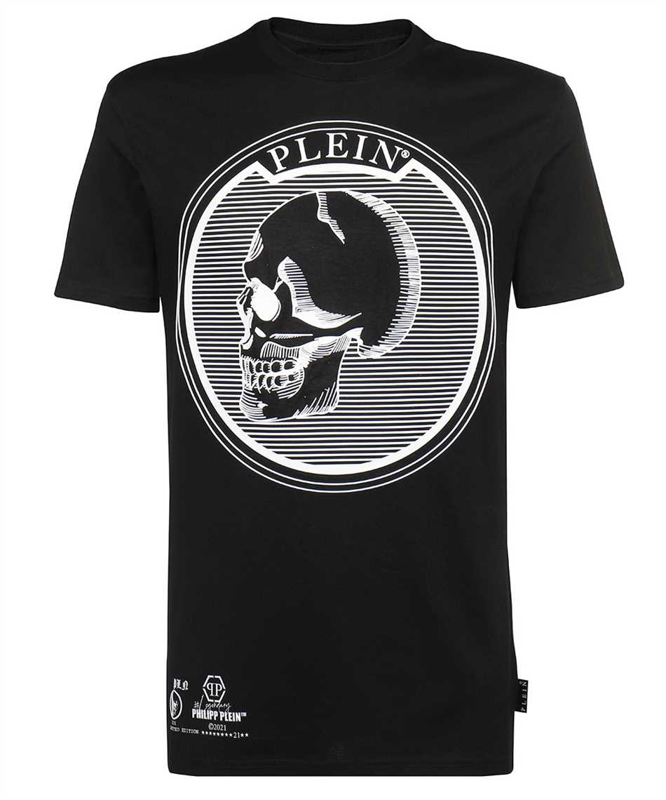 Philipp Plein PAAC MTK5080 ROUND NECK SS OUTLINE T-shirt 1