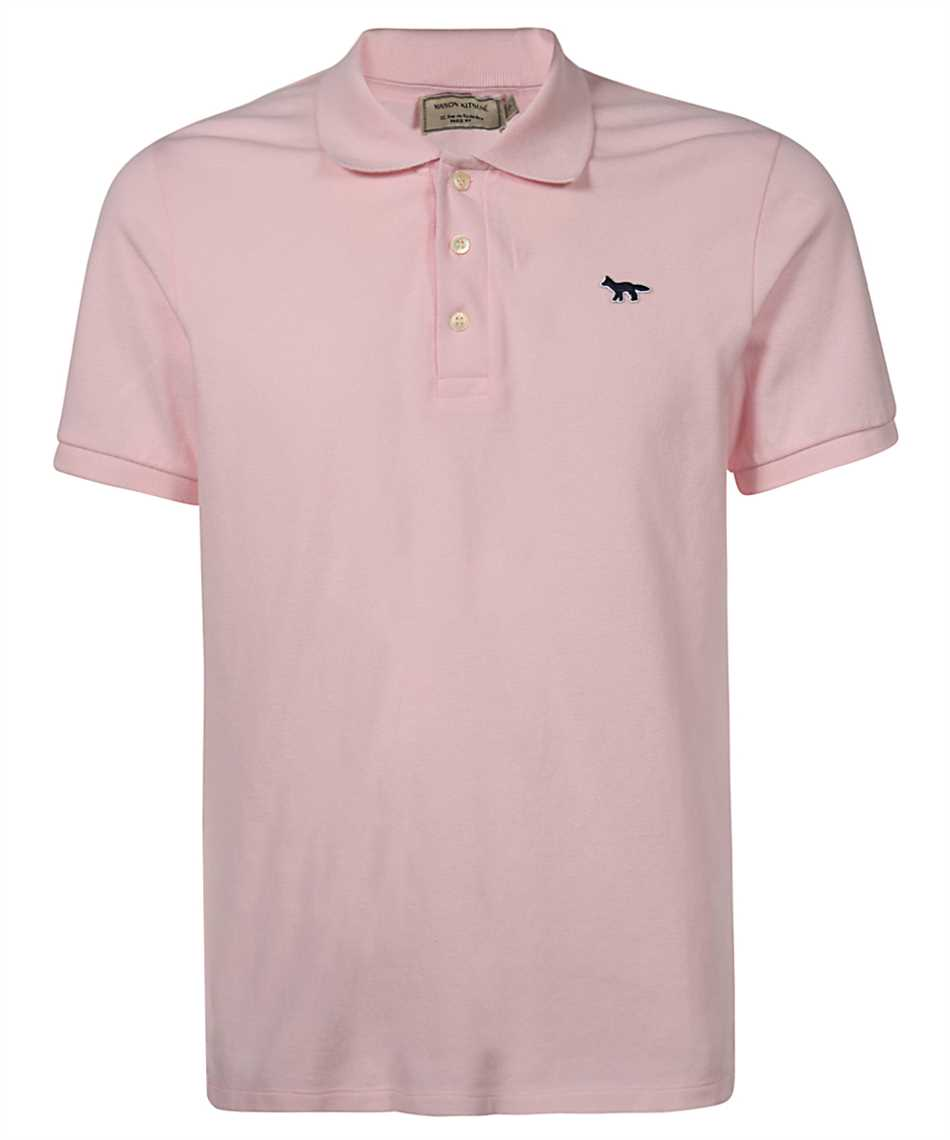 Maison Kitsune GM00228KJ7007 FOX PATCH CLASSIC Polo 1
