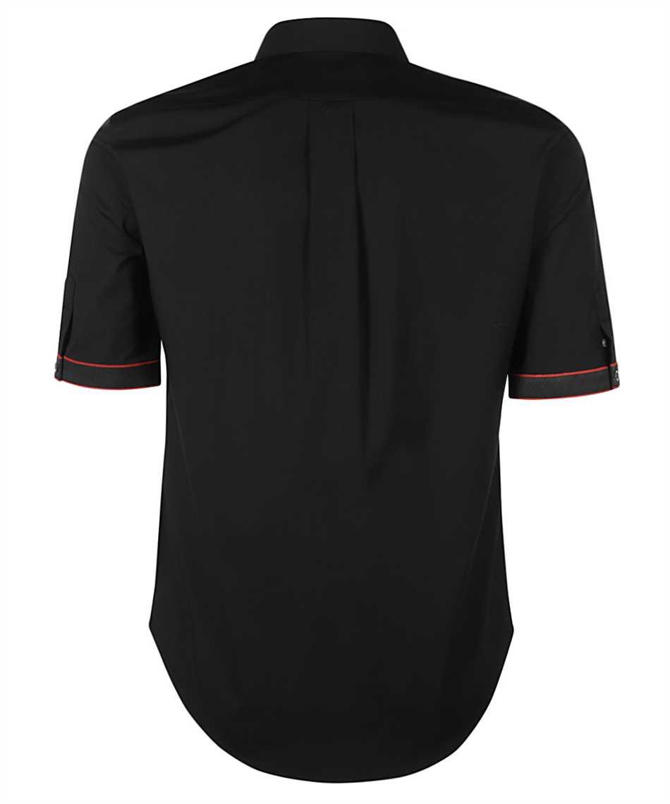 Alexander McQueen 642400 QQN44 LOGO TAPE BRAD PITT Shirt 2