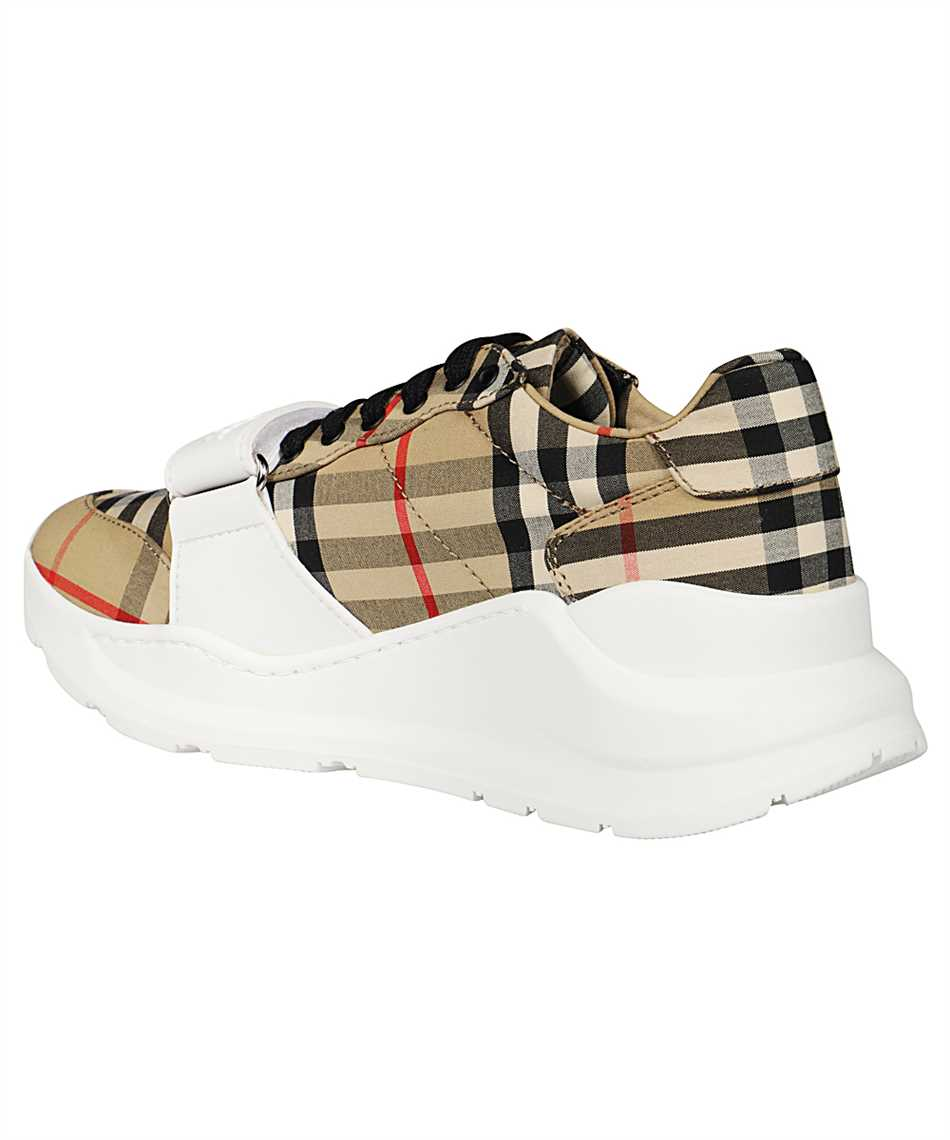 Burberry 8020281 VINTAGE CHECK COTTON Sneakers 3