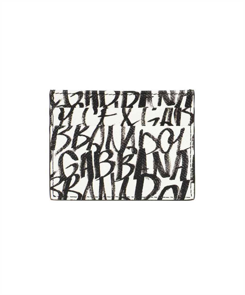 Dolce & Gabbana BP0330 AZ657 GRAFFITI PRINT Card holder 2