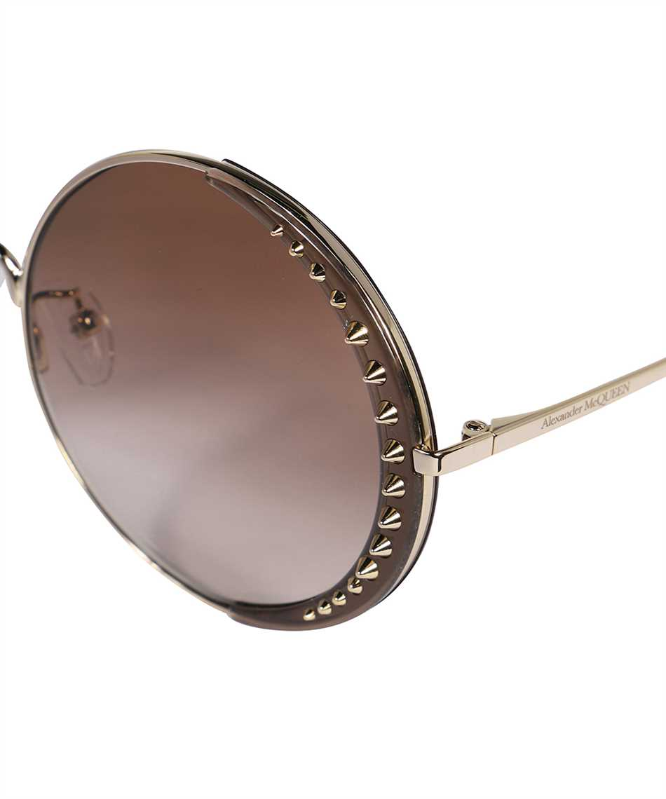 Alexander McQueen 649822 I3330 STUDDED LENS ROUND Slnečné okuliare 3