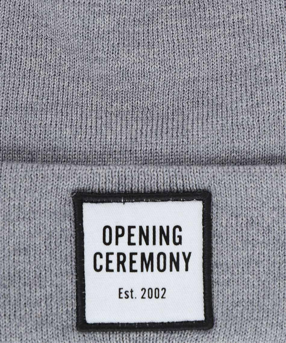 Opening Ceremony YMLC001F20KNI001 LOGO PATCH Mütze 3