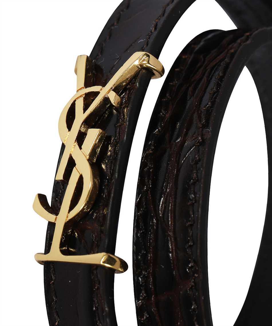 Saint Laurent 536073 1ZQ0J OPYUM DOUBLE WRAP Bracelet 3