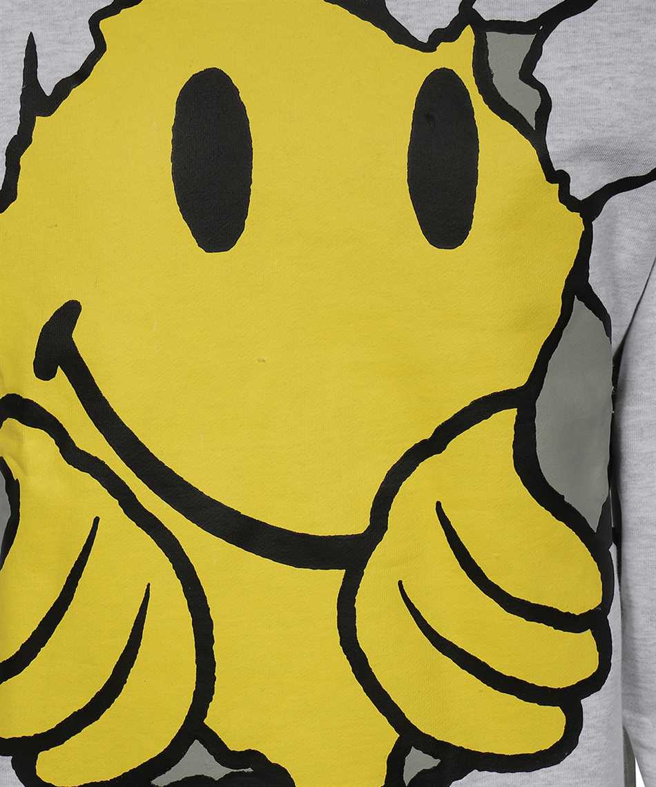 Chinatown Market 1960052 SMILEY DRY WALL BREAKER Sweatshirt 3
