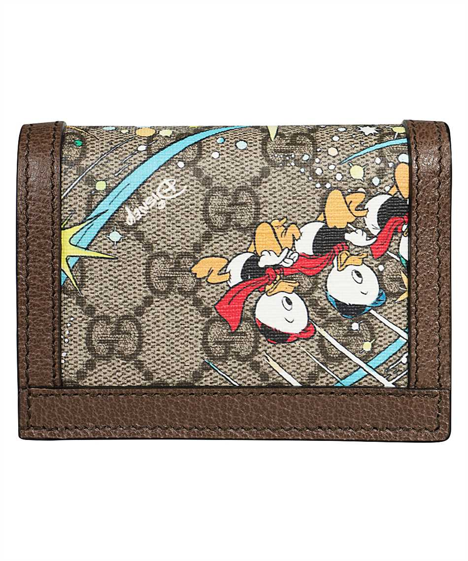 Gucci 648121 2M1AT DD ROCKET Card holder 2