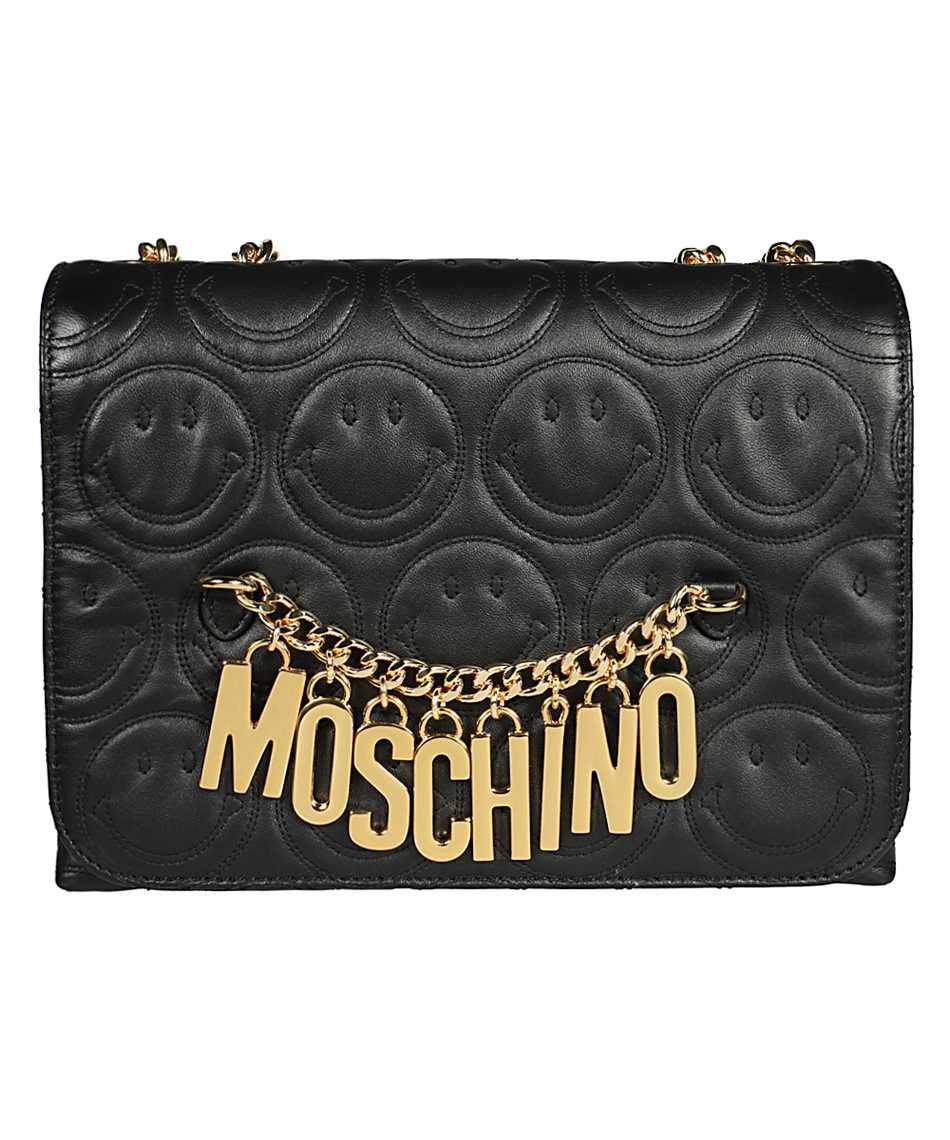 Moschino A7440 8002 SMILEY SHOULDER Kabelka 1