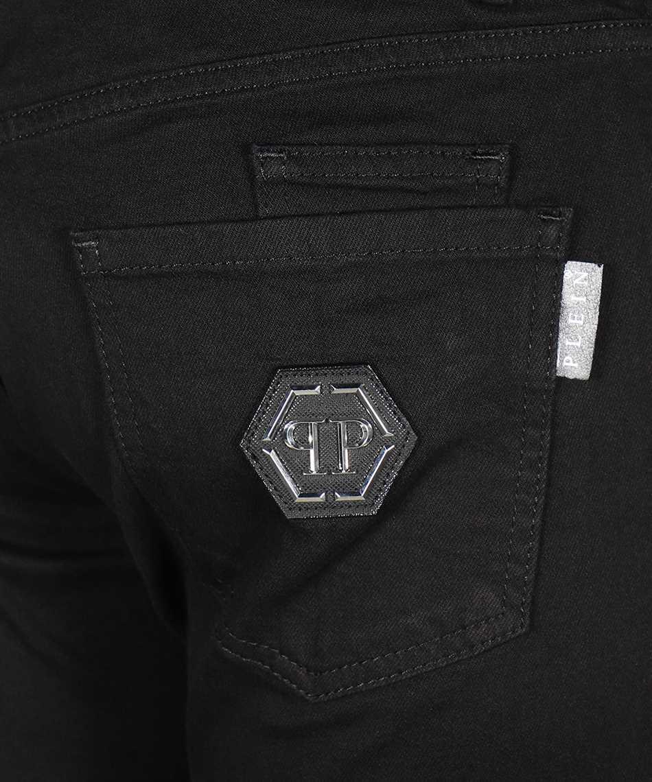 Philipp Plein F20C MDT2281 PDE004N SUPER STRAIGHT Jeans 3