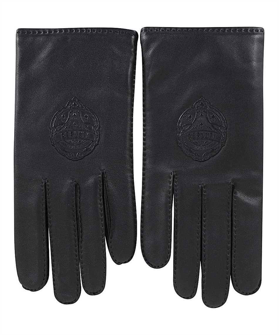 BERLUTI G0015 001 LEATHER Gloves 1