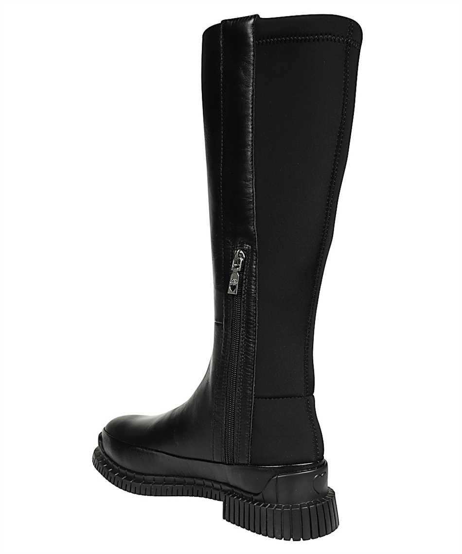 Moschino JA26073G0BJA ELASTIC BAND Boots 3