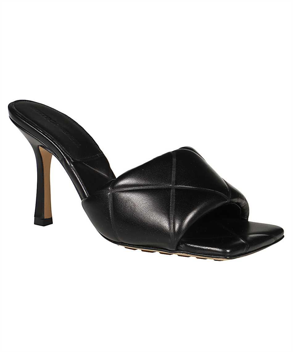 Bottega Veneta 639943 VBP30 RUBBER LIDO Sandals 2