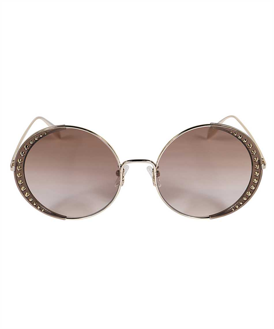 Alexander McQueen 649822 I3330 STUDDED LENS ROUND Slnečné okuliare 1