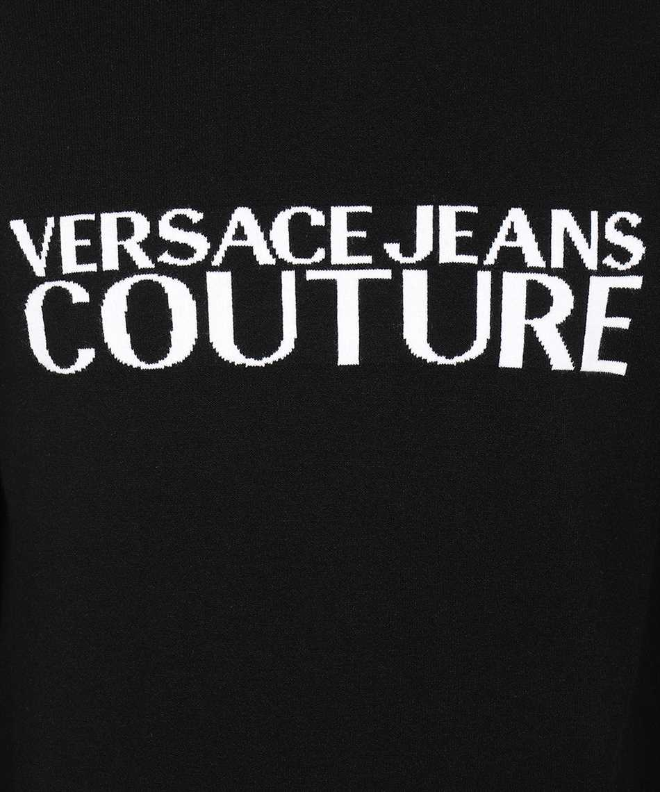 Versace Jeans Couture B5GZB802 50248 LOGO Strick 3
