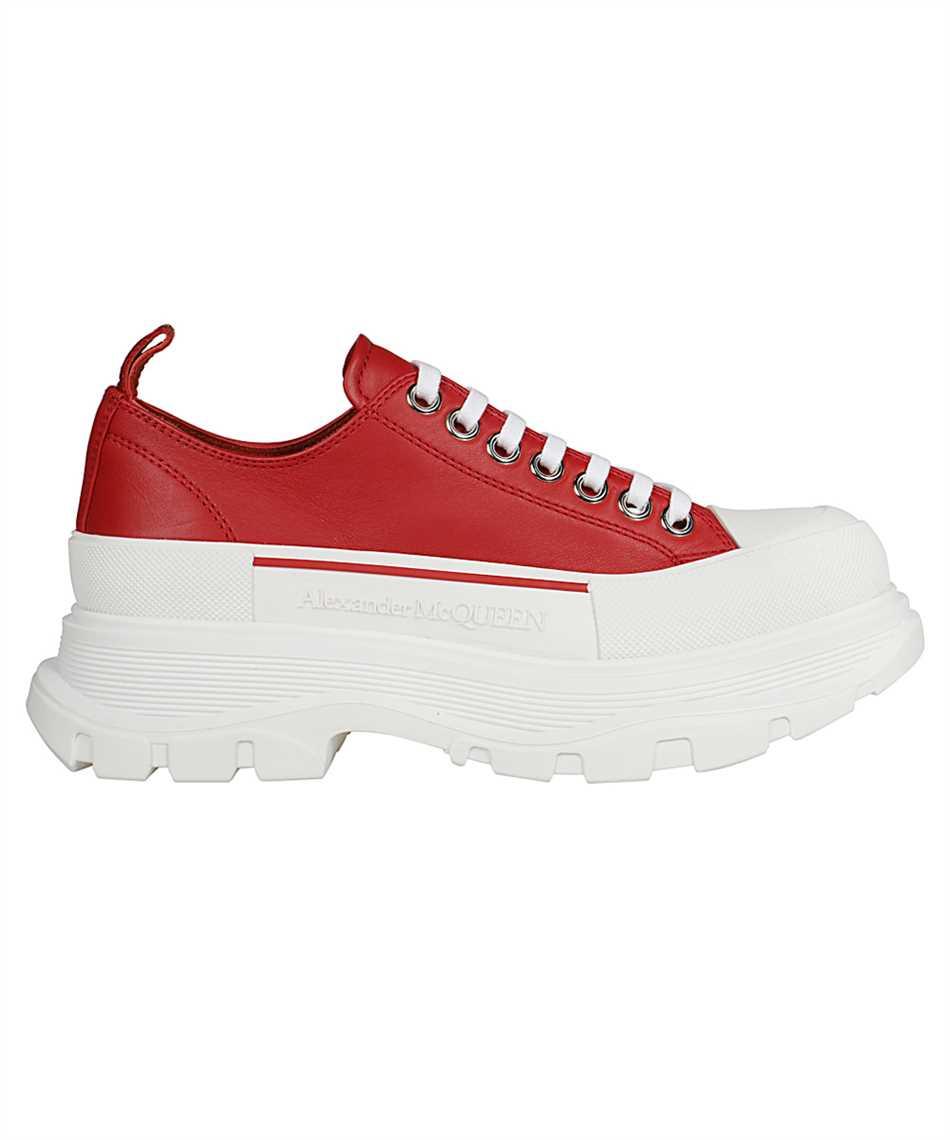 Alexander McQueen 627225 WHZ62 TREAD SLICK LACE UP Sneakers 1