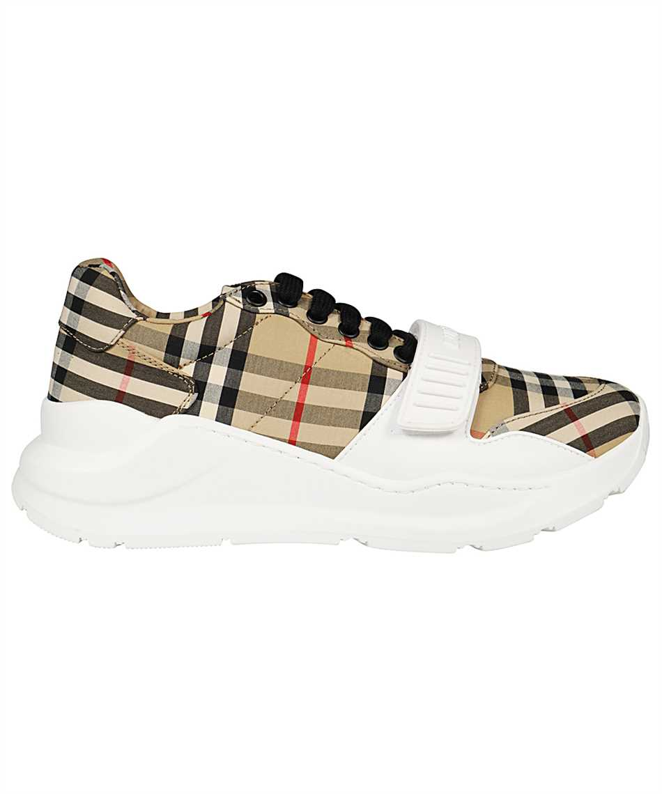 Burberry 8020282 VINTAGE CHECK COTTON Sneakers 1