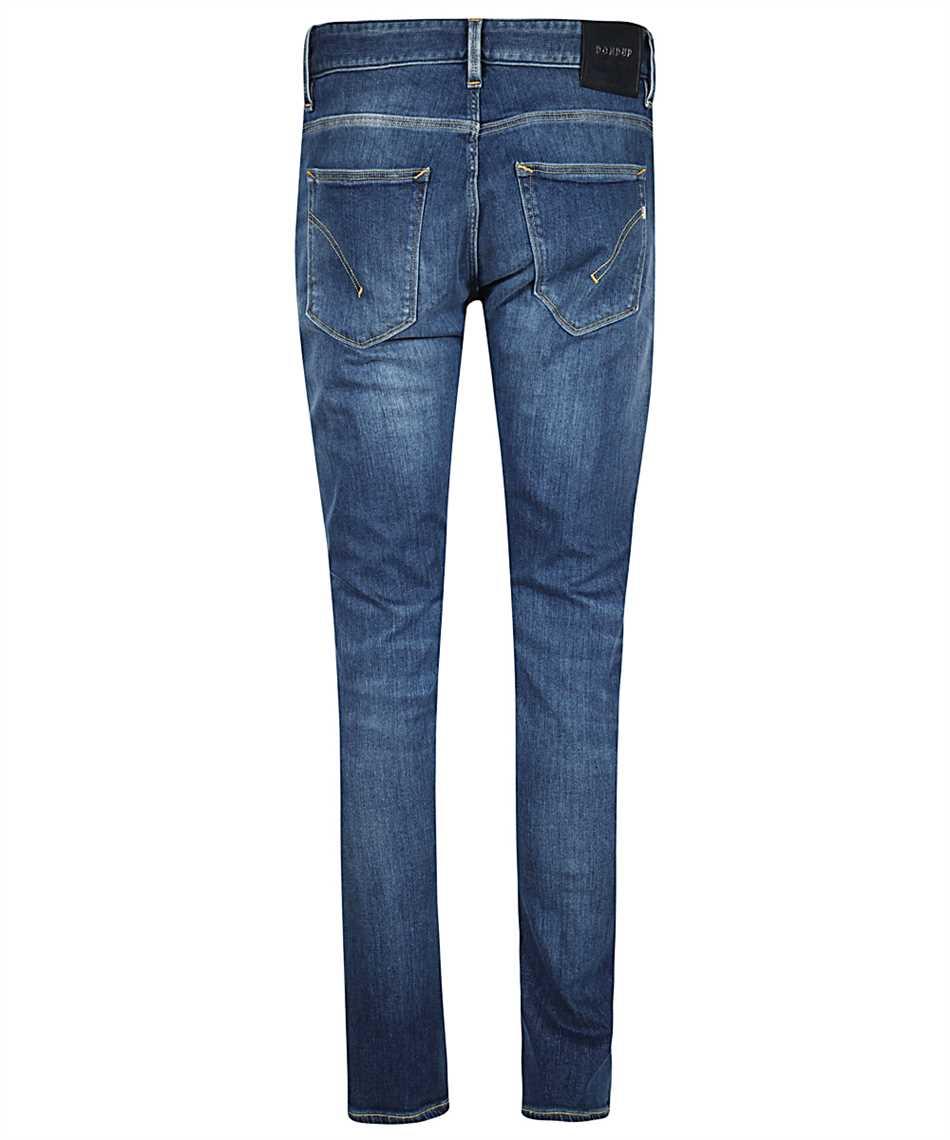 Don Dup UP5501 DSE270U AO2 SARTORIALE SLIM-FIT Jeans 2