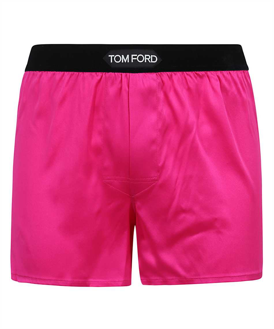 Tom Ford T4LE4 101 SILK Boxerky 1