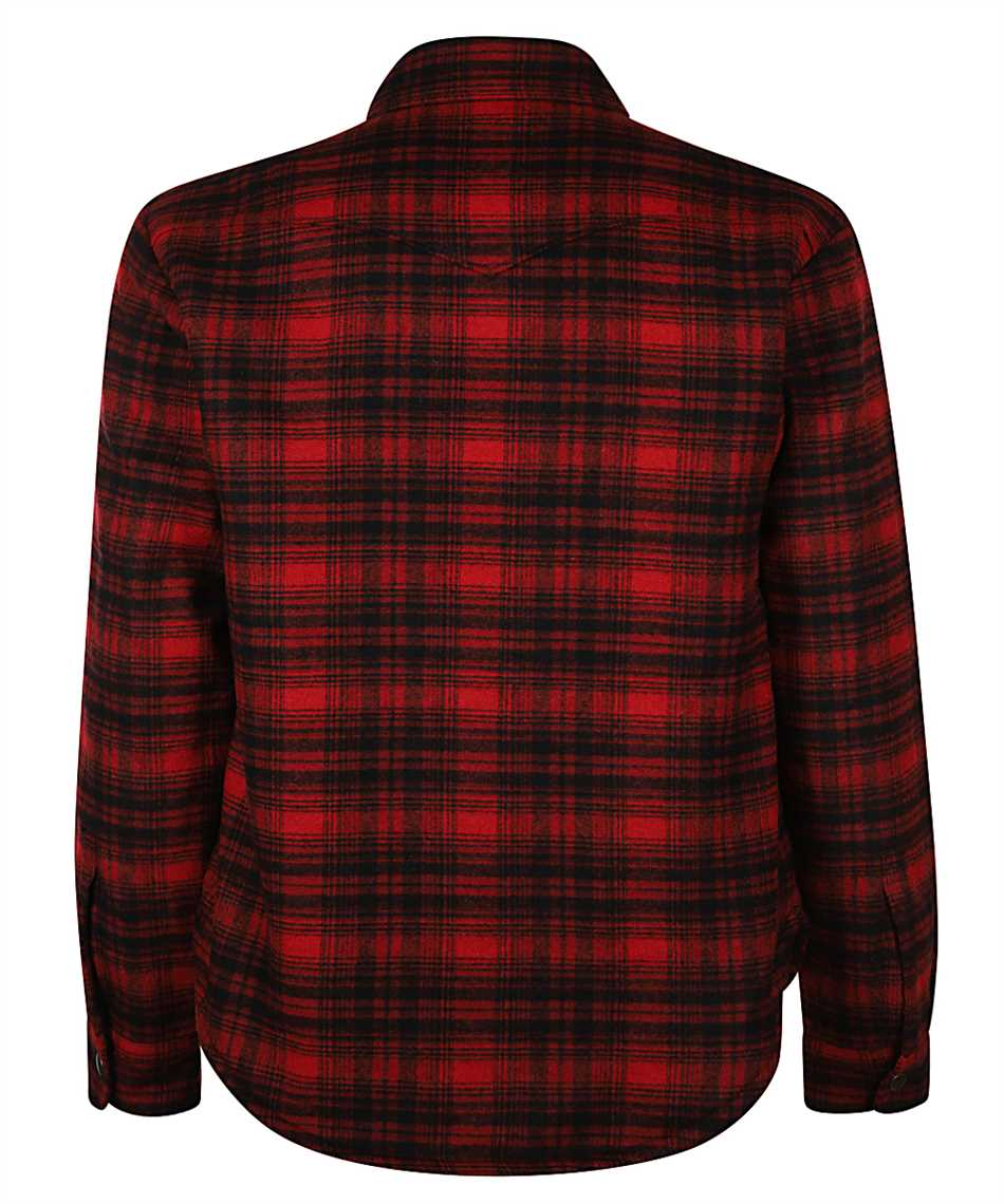 Saint Laurent 636685 Y592V WESTERN Shirt 2