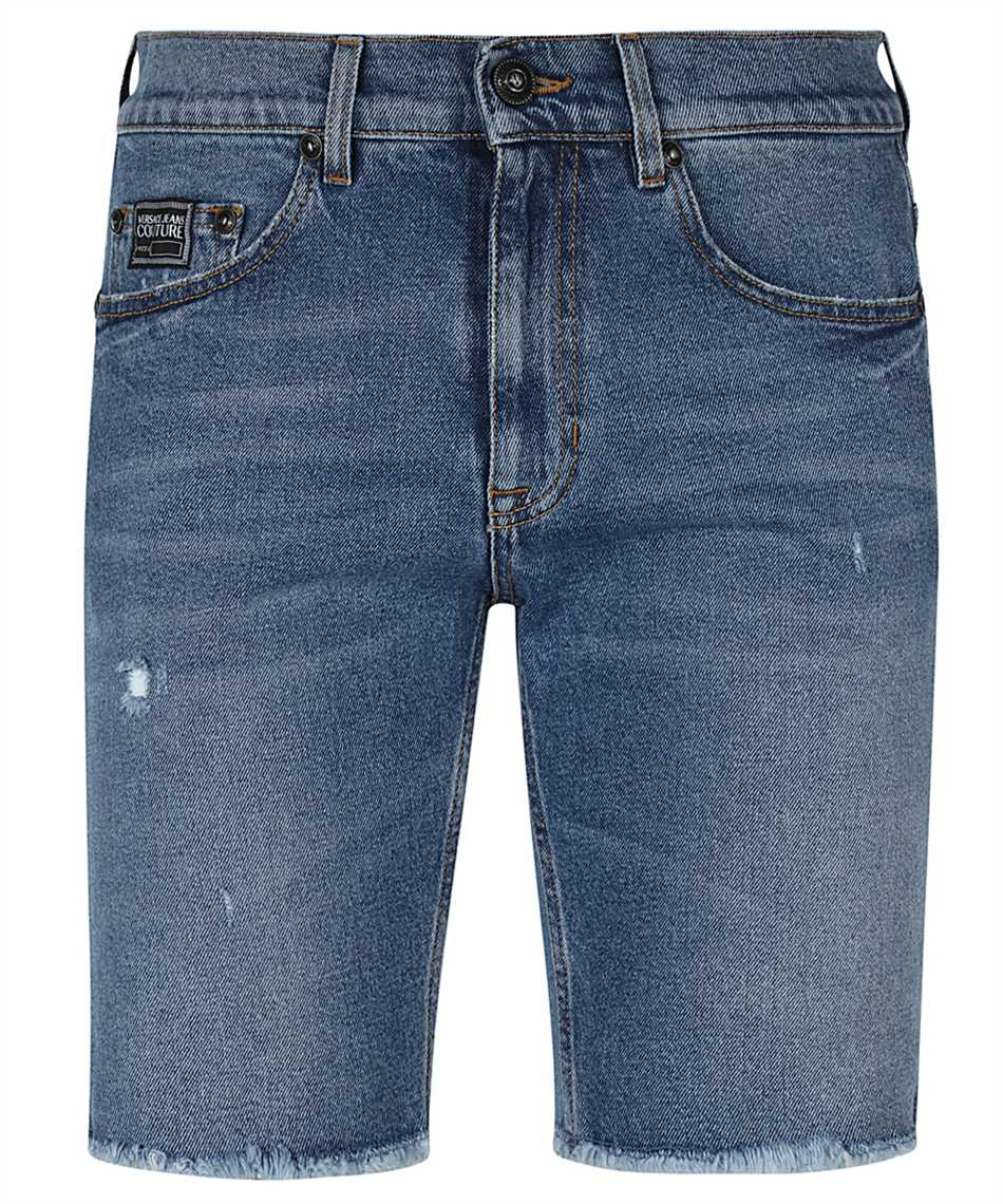 Versace Jeans Couture A4GWA177 AR883 DENIM Krátke nohavice 1