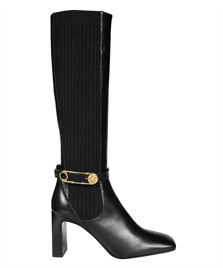 Versace DST472M DVT2P SAFETY PIN Boots 1