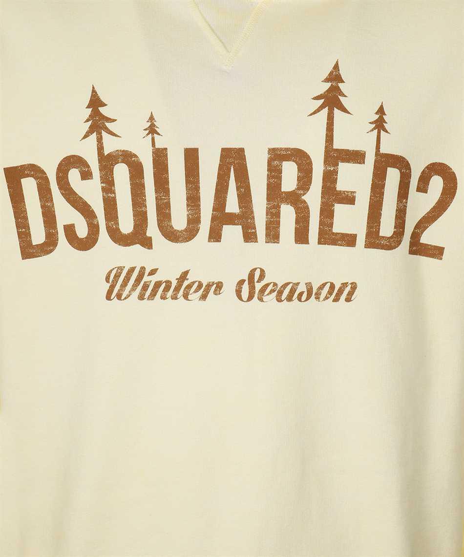Dsquared2 S71GU0401 S25030 WINTER SEASON Mikina 3