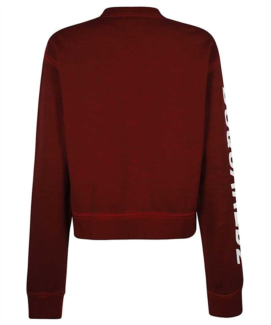 Dsquared2 S75GU0332 S25030 D2 LEAF ASYMMETRIC Sweatshirt 2