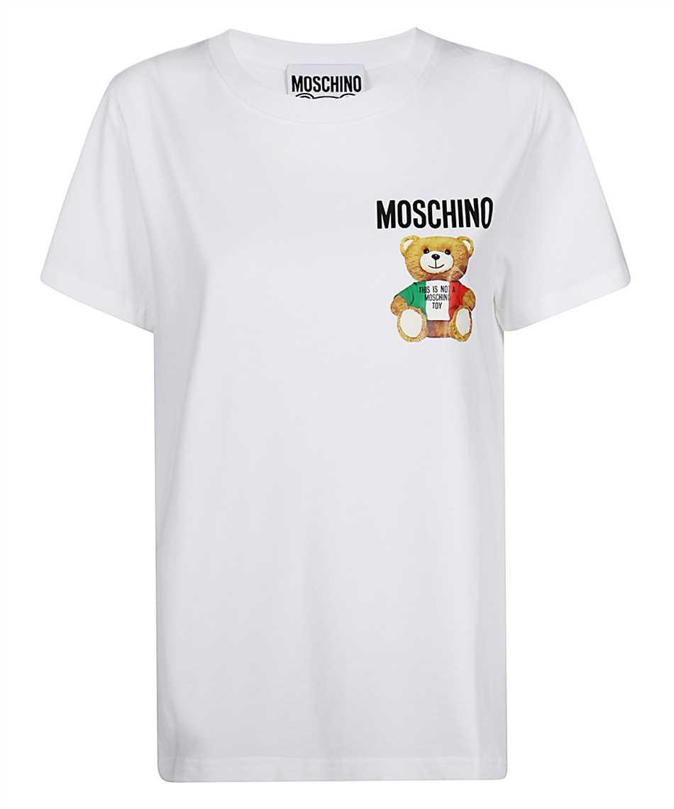 Moschino V0709 540 ITALIAN TEDDY BEAR T-shirt 1