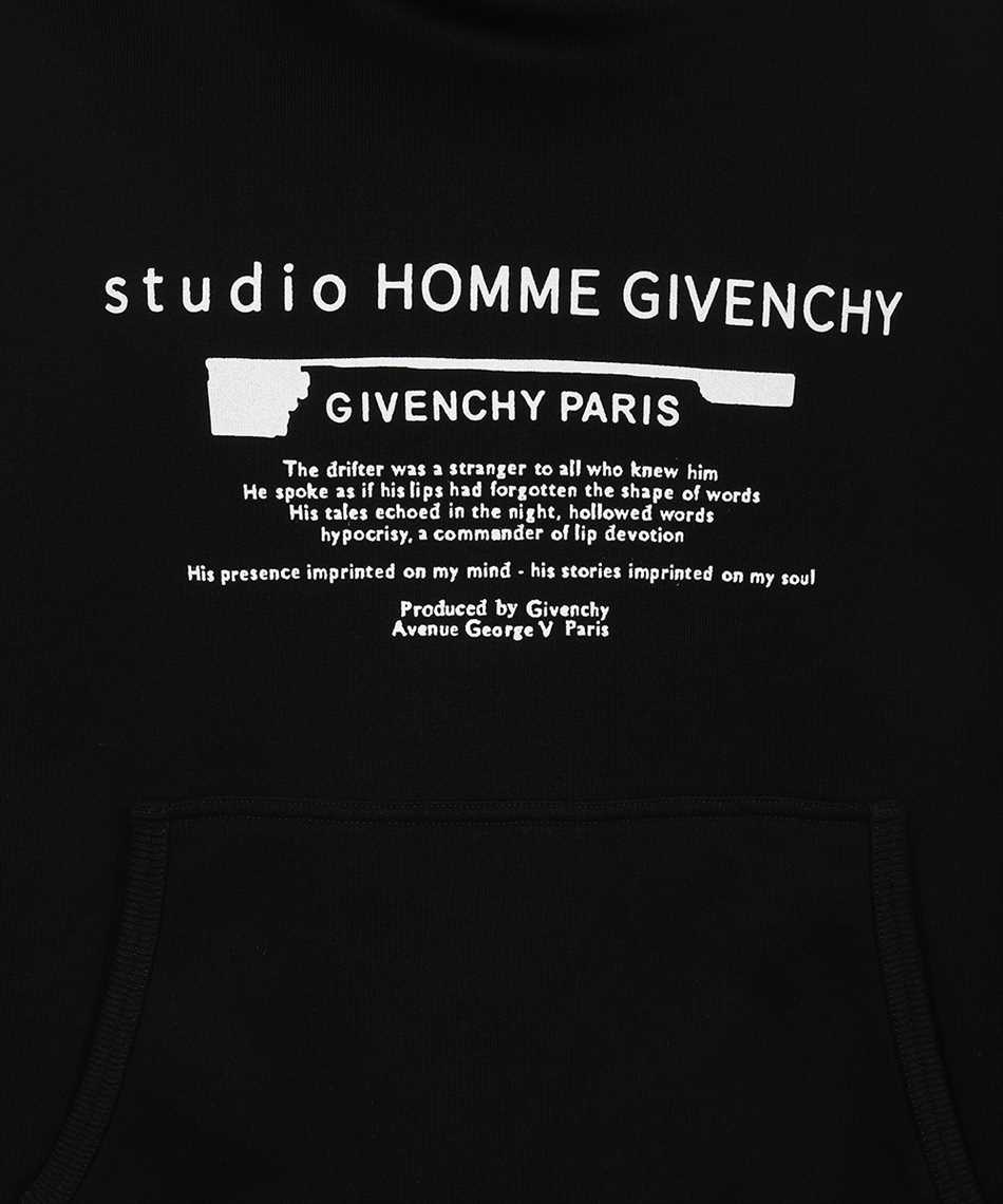 Givenchy BMJ0A6305B STUDIO HOMME OVERSIZED Hoodie 3