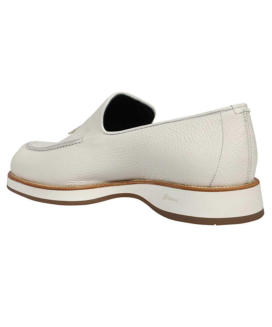 Brioni QFDI0L P7731 LUKAS CASUAL ALMOND Schuhe 3