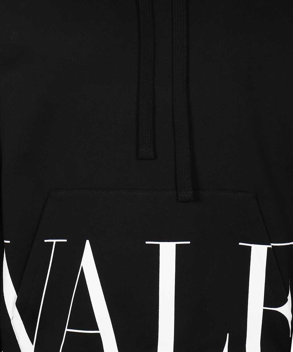 Valentino UV3MF15N6M1 VALENTINO PRINT Kapuzen-Sweatshirt 3