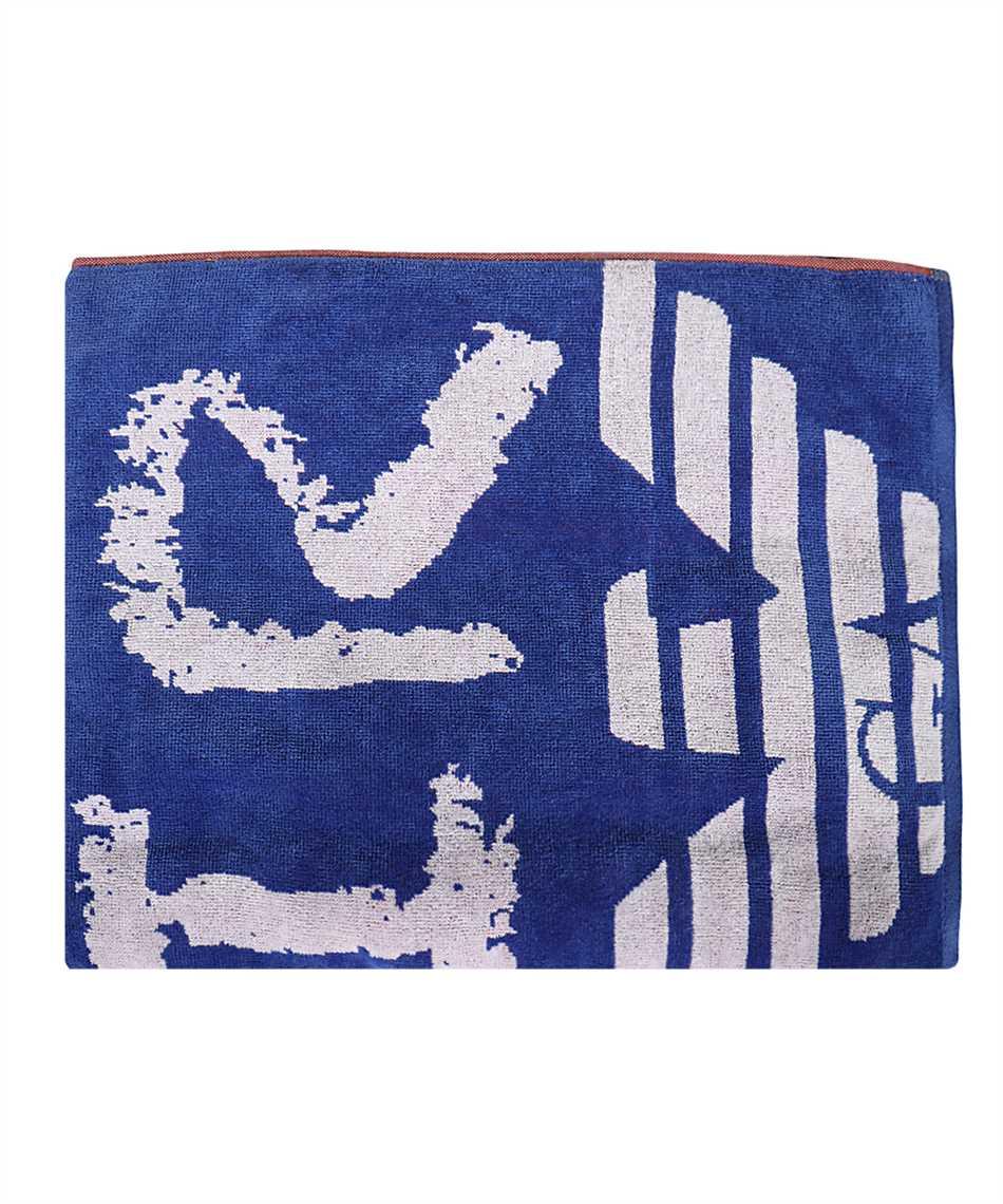 Emporio Armani 211774 1P453 LOGO Beach towel 1