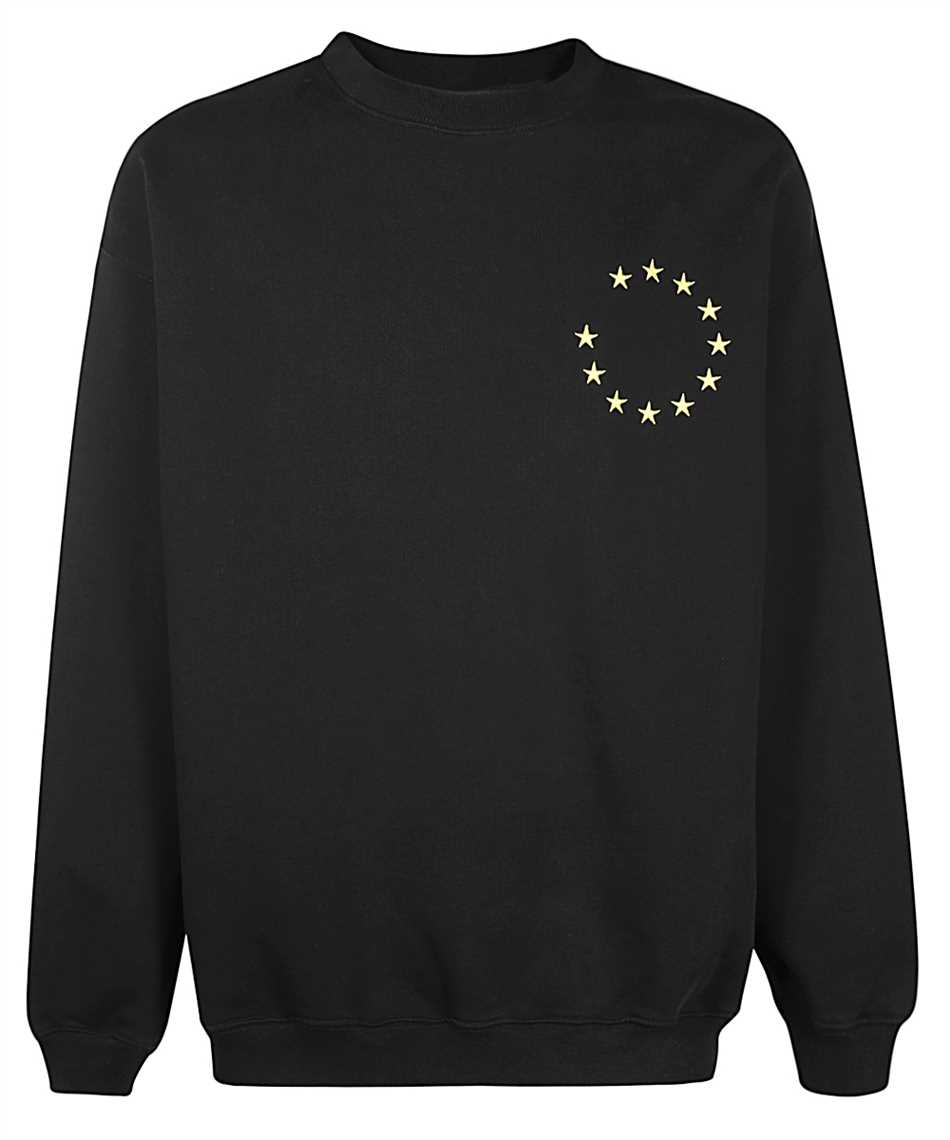 Vetements UE51TR670B MADE IN EUROPE Mikina 1